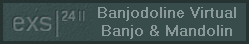 Banjodoline Virtual Banjo and Mandolin EXS24 MkII is a Sample Library version based on vintage Fender Rhodes MK1, Hohner Clavinet D6, Wurlitzer and Yamaha CP-70 e-pianos made specially for Mac users in order to use it on Logic EXS24 and EXSP24 Samplers or Ableton Live Sampler. If you use Logic 5.5 or above, your EXS is automatically changed to the EXS mk II. Banjo.exs Banjo EXS24 MkII, Mandolin.exs Mandolin EXS24 Sample Libraries. GarageBand AUSampler, Logic Pro X EXS24 EXSP24, Ableton Live Sampler